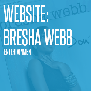 BRESHA WEBB